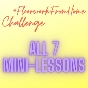 Floorwork From Home Challenge Mini Lessons
