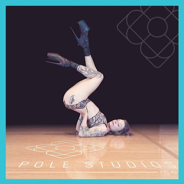 Home Pole Studios Sponsored Athlete Jena clough